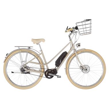 Vélo Hollandais Électrique CREME EVE 'E 7 SILVER MIST Argent 2020